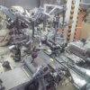 Production line for chocolates (233)